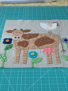 Your place to buy and sell all things handmade Farm Quilt Patterns, Paper Piecing Patterns, Pattern Blocks, Sewing Art, Sewing Crafts, Sewing Projects, Western Quilts, Sew Simple, Applique Templates