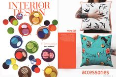 Alma Tatuada by Pura Cal @ Interior Design Magazine Interior Design Magazine, Magazine Design, Color, Colour, Paint, Colors