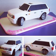 Had to share this cake my niece crafted - http://www.cakecrumbssa.com