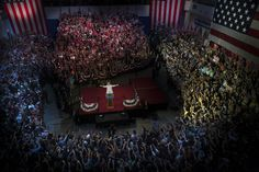 BROOKLYN 6/7/2016 Hillary Clinton savored a long moment at a rally, claiming the Democratic presidential nomination after decisive victories in the California, New Jersey and New Mexico primaries.