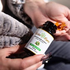 These Golden Legacy CBD & Melatonin Supplements Take the Edge Off