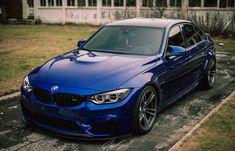 Individual San Marino Blue M3 #BMW #cars #M3 #car #M4 #auto