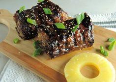 Hawaiian Beef Short Ribs