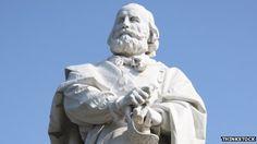 Garibaldi: Is his body still in its tomb?