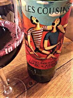 El Alma del Vino.: Les Cousins Marc & Adriá L' Inconscient 2013