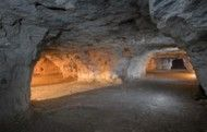 Chalk Mine in Nebraska