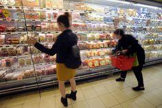 Supermarkets in Fran