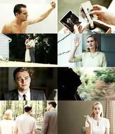 """""""Revolutionary Road"""" a coming of age film.  Go watch it!"""