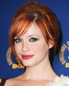 Best Makeup for Redheads – Celebrity Beauty Tips - Elle