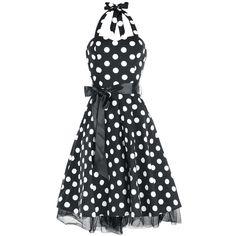 Entzückendes Kleid, wie aus einem 50er Jahre Film entsprungen.