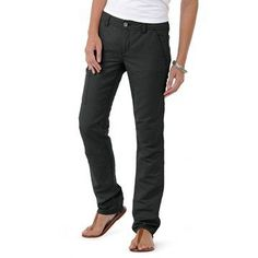 Horny Toad Women's Swept Away Pant by Horny Toad. $84.00. Zip fly with button closure and internal drawcord. Back and side drop-in pockets with hidden snap closure. 62% Linen, 38% Cotton. Angled back yoke seams. Front slash pockets. Straight leg. When the heat and humidity rise but a cetain amount of respectability is required , Sawgrass has your back (and front).  Debonair linen mixes with hard-working cotton in a twill weave that manages moisture, wears like iron...