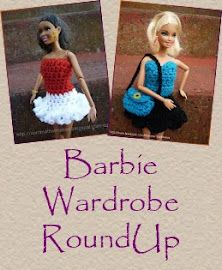 Mamma That Makes: Barbie Wardrobe Collection    several free patterns to crochet