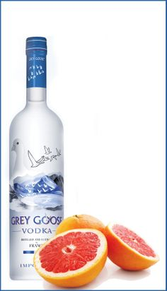 Grapefruit Cranberry Sea Breeze Cocktail - Grey Goose vodka and fresh cranberries are the key
