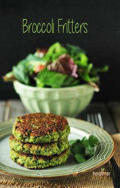 Baked Broccoli Fritters are vegan, gluten-free and perfect for someone on a candida diet. They were a huge hit in my home! They tasted just right and my husband enjoyed them very much. I used flaxseed and chickpea flour as binders and must say that they worked very well in this recipe. They were not crumbly …