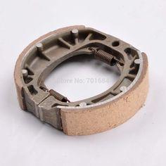 $11.99 (Buy here: https://alitems.com/g/1e8d114494ebda23ff8b16525dc3e8/?i=5&ulp=https%3A%2F%2Fwww.aliexpress.com%2Fitem%2FFor-105mm-Rear-Drum-Brake-Shoes-Pad-GY6-50CC-125CC-150CC-Moped-Scooter-Parts-PX97%2F32303298003.html ) For 105mm Rear Drum Brake Shoes Pad GY6 50CC 125CC 150CC Moped Scooter Parts[PX97] for just $11.99