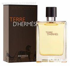 ادکلن مردانه هرمس (Terre D-Hermes) #ایسام #خرید   #فروش #مزایده  #ادکلن #عطر