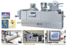 DPB-250C Servo Photoelectric Color Code Checking Blister Packing Machine (Pharmaceutical Machine) (DPB-250C) - China Blister Packing Mach...