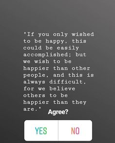 Can't agree more... . . . #happiness