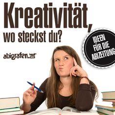Von allen kreativen #Ideen für eure #Abizeitung die vielleicht wichtigste