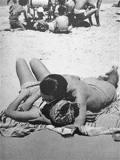 Bondi Beach, Australia, 1942