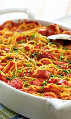 Kermit, Spaghetti, Ethnic Recipes, Food, Essen, Meals, Yemek, Noodle, Eten