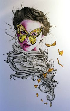 shu84: Kate Powell Illustrations