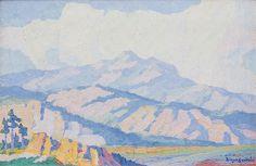 Birger Sandzen - Art for Sale - Large Images