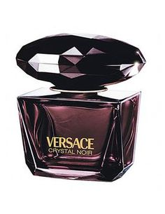 Cristal Noir - Versace,one of the favourites for winter...