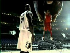 Adidas Commercial - Impossible is nothing - NBA edition