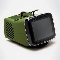 Brionvega Algol TV Designed by Richard Sapper
