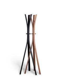 The beautiful, made to order Peel Modern Coat Stand by The Earnest Workshop is an epitome of quality, durability, and craftsmanship.