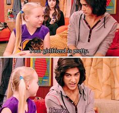 I always loved Jade and Becks relationship. i miss the old days of victorious Jade E Beck, Dreamworks, Icarly And Victorious, Victorious Nickelodeon, Victorious Episodes, Victorious Quotes, Zack E Cody, Drake And Josh, Nickelodeon Shows