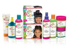 JUST FOR ME HAIR PRODUCTS
