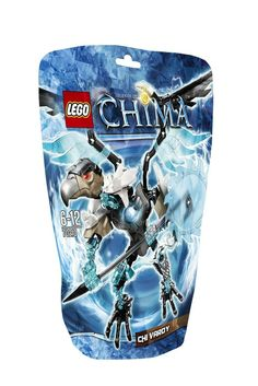 Lego Chima Chi Vardy (Vulture tribe) Ultrabuild! Available this summer, probably August.