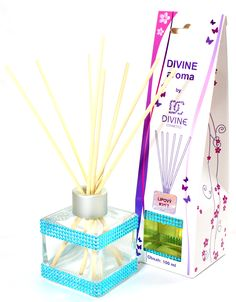 Home Fragrance 100 ml - Linden flower https://divinecosmetics.eu/en/bath-spa/740-d100-diffuser-100-ml-linden-flower-8586009615237.html
