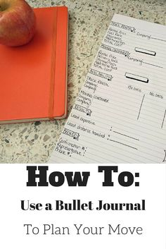 When organizing your life, why stop at moving. Organize your move with your bullet journal too and make the best informed decision! Read these tips from a bullet journaler on how to use the skill for your move. Click through!!! I Planning for your Move