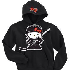 Hello Kitty Hockey H