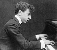 Arthur Rubinstein,  an agnostic, was nevertheless proud of his Jewish heritage. A great friend of Israel,he visited several times with his wife and children, giving concerts with the Israel Philharmonic