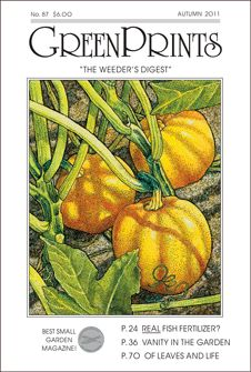GreenPrints - The Weeders Digest - the best stories ever!