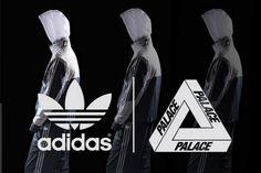 adidas X palace