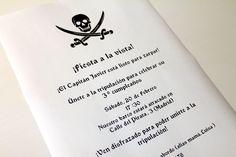 Si vas a celebrar un cumpleaños pirata esta idea de decoración te será de gran ayuda #fiesta #decoracion