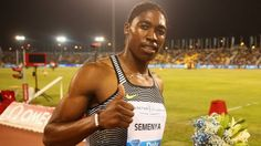 Rio 2016: 'Hands off Caster' trends in South Africa