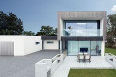 Zinc House - Picture gallery #architecture #interiordesign #windows