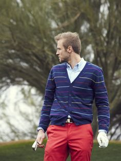 Golf Watch - Improve That Golf Swing Using These Simple Tips Mens Golf Fashion, Mens Golf Outfit, Golf Attire, Men's Fashion, Fashion Ideas, Golf 7 R, Play Golf, Cheap Golf Clubs, Golf Gps Watch