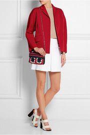 Miu MiuStretch-crepe jacket