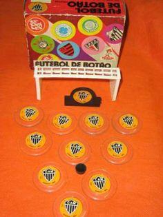 festa :brinquedos dos anos 80- futebol de botão