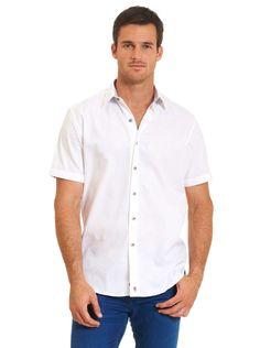Robert Graham | Seven Wonders Short Sleeve Shirt