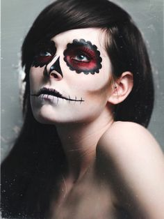 day of the dead costume ideas for women - Google Search