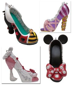Stylish Shoe Ornaments Strutting into Merchandise Locations this Spring at Disney Parks