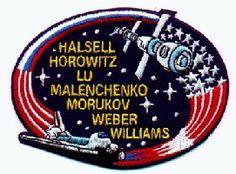 STS-101 Atlantis May 19, 2000 - May 29, 2000